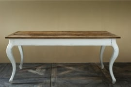 Riviera Maison Driftwood Dining Table 160 x 90