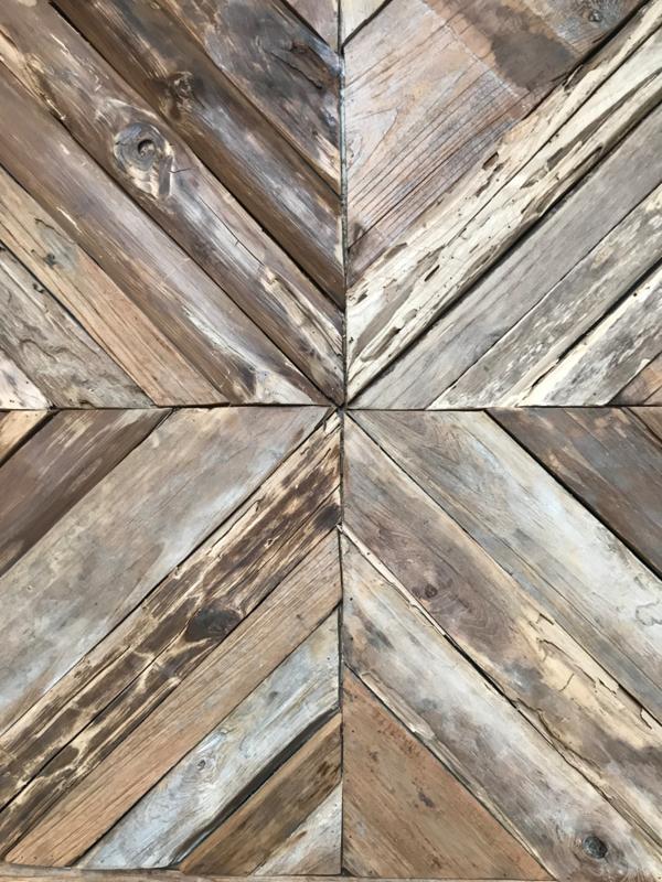 Wandpaneel mozaiek 100x100 cm