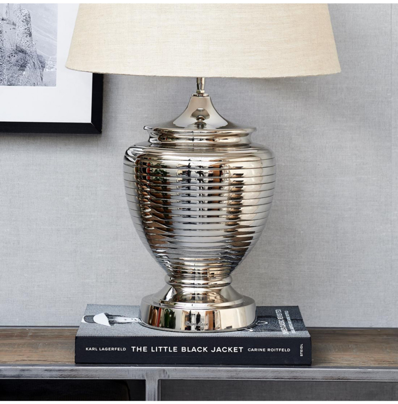 Riviera Maison Rosewood Table Lamp