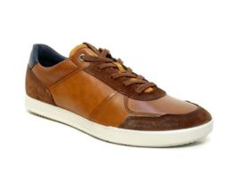 Ecco Heren Sneaker Cognac/Bruin 536374