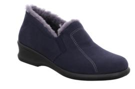 Rohde Dames Pantoffel Blauw 2516.56