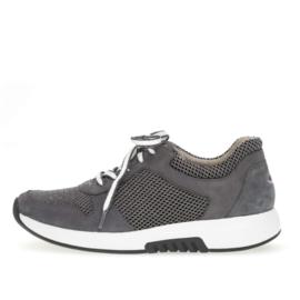 Gabor Sneaker Grijs/Jeans 26.946.49