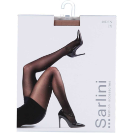Sarlini Panty 40 denier Amande