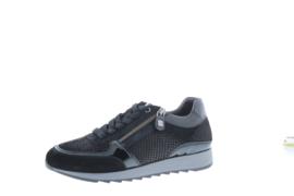 Helioform Sneaker Zwart 243.010.0404