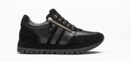 AQA Sneaker Zwart A6892