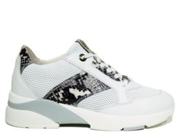 DL Sport Dames Sneaker Wit 4644