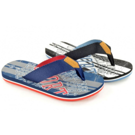 Teenslipper Zwart P20505