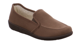Rohde Dames Pantoffel Taupe 2224.17