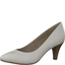 Tamaris Dames Pump Wit 22428