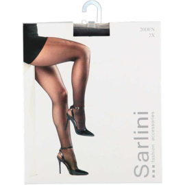 Sarlini Panty 20 denier Blauw
