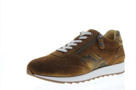 Helioform Sneaker Cognac Nubuck  243.009.0425