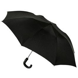 Heren Paraplu Kort Zwart GF 515
