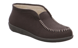 Rohde Dames Pantoffel Taupe 2176.17
