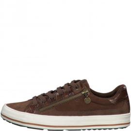 s'Oliver Dames Sneaker Cognac  23615
