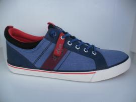 's Oliver Sneaker Jeans/Rood 13642