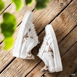 Dames Sneaker Wit met Print 052.482