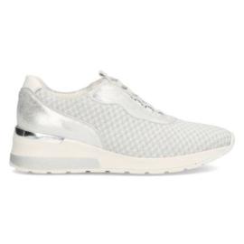 Waldlaufer Sneaker Instapper Zilver/Wit 939H51