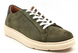 Brunotti Heren Sneaker Groen Nubuck 034