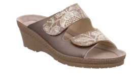 Rohde Dames Slipper Brons 1466.84