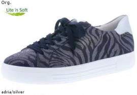 Remonte Dames Sneaker Blauw/Grijs D0904
