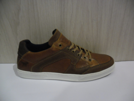 Mustang Heren Sneaker Cognac 4906.301