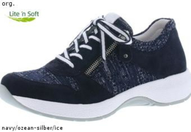 Remonte Sneaker Donkerblauw R8911