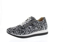 Helioform Sneaker Wit/Zwart 253.038.0333