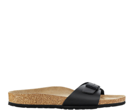 Birkenstock Madrid Slipper Zwart 40793