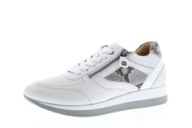 Helioform Sneaker Wit Combi 253.047.0266