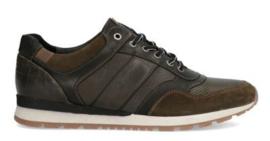 Australian Sneaker Navarone Donkergroen 15.1470