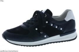 Remonte Sneaker Blauw/Wit R7023
