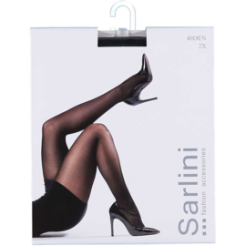 Sarlini Panty 40 denier Zwart
