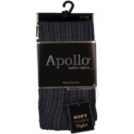Dames Maillot (Kabel) Blauw Apollo 116285