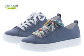 Remonte Sneaker Jeans Blauw D0900