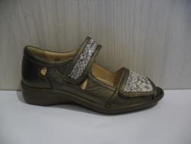 Helioform Dames Sandaal Brons 881.025.0325