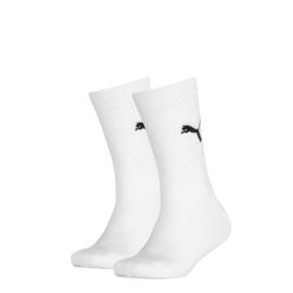 Puma Kindersokken Wit 2-pack 252392.300