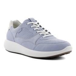 Ecco Dames Sneaker Lichtblauw 460613