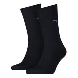 Puma Heren Sokken Blauw 2-pack 272001.321