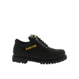 Blackstone Heren Schoen Zwart Gevet 439