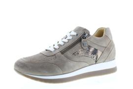 Helioform Sneaker Beige Nubuck 253.047.0342