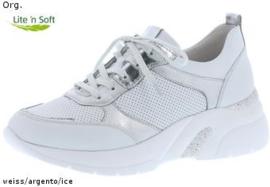 Remonte Dames Sneaker Wit D4100
