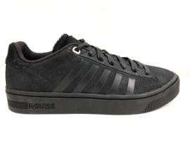 K-Swiss Dames Sneaker Zwart 95453-091