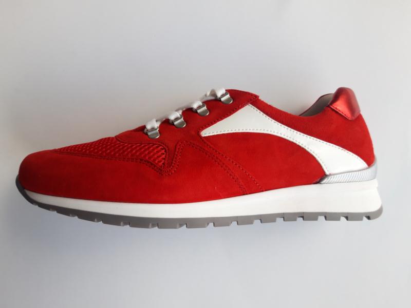 Gabor Sneaker Rood 26.349.38