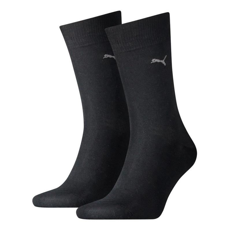 Puma Heren Sokken Zwart 2-pack 272001.200