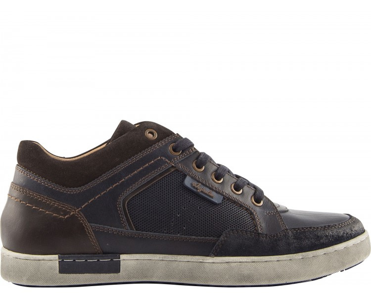 Australian Hoge Sneaker Antrim Blauw 15.1373