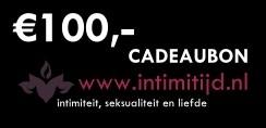 Cadeaubon €100,-
