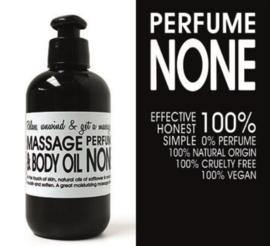 MASSAGE EN BODY OLIE - NONE 200 ml