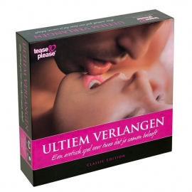 ULTIEM VERLANGEN - TEASE EN PLEASE