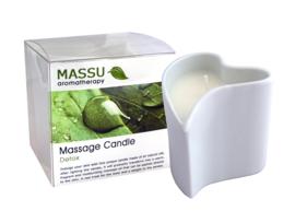 Massu Massagekaars DETOX 200 gr