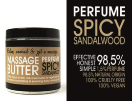 BODY BUTTER - SPICY SANDALWOOD 150 ml